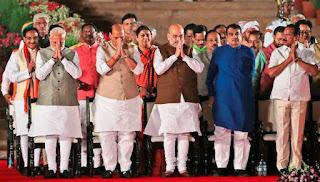 Union Cabinet Ministers Portfolio 2019 : Check Complete List Here