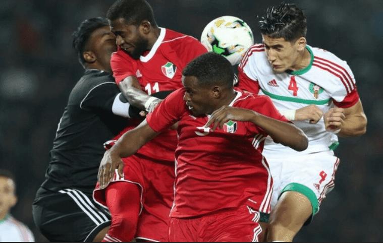 تعرف على موعد مباراة المغرب أمام السودان والقنوات الناقلة لها