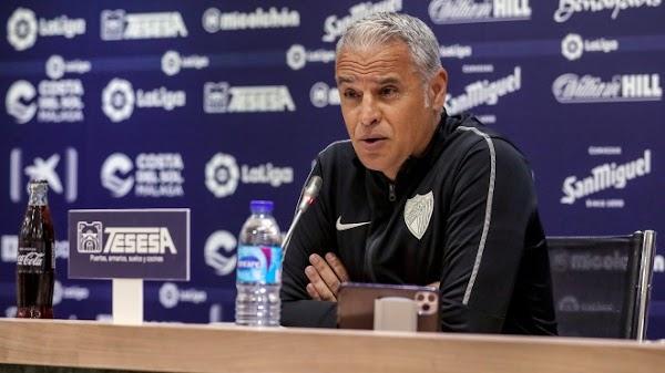 """Pellicer - Málaga -: """"Veo al equipo en alerta y fuerte a nivel mental"""""""
