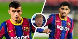 Update on Pedri and Araujo Injury ahead of Barca-Sevilla clash by Koeman