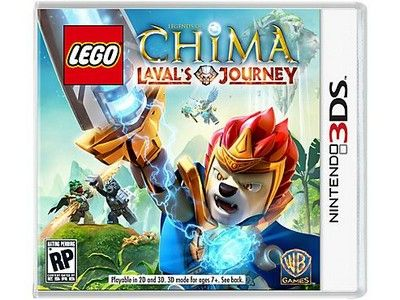 Rom LEGO Legends of Chima Lavals Journey 3DS