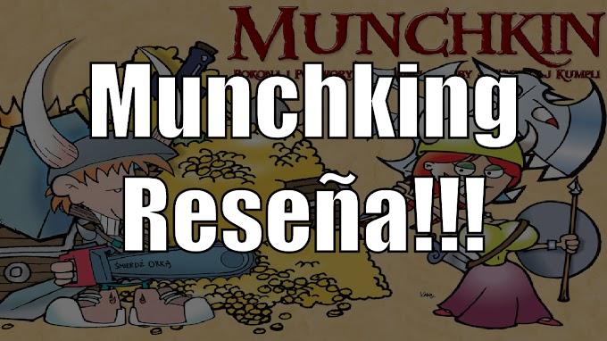 Munchkin el juego de mesa reseña