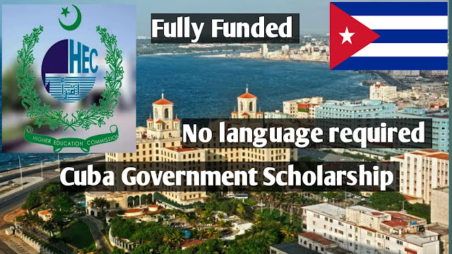 Cuba Government Scholarship 2021