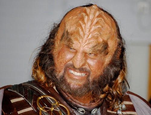 Google gibt es auch auf Klingonisch.