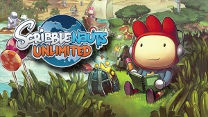 Scribblenauts Unlimited MOD v1.24 Apk+Data Terbaru