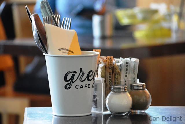 קפה גרג תפריט greg cafe menu