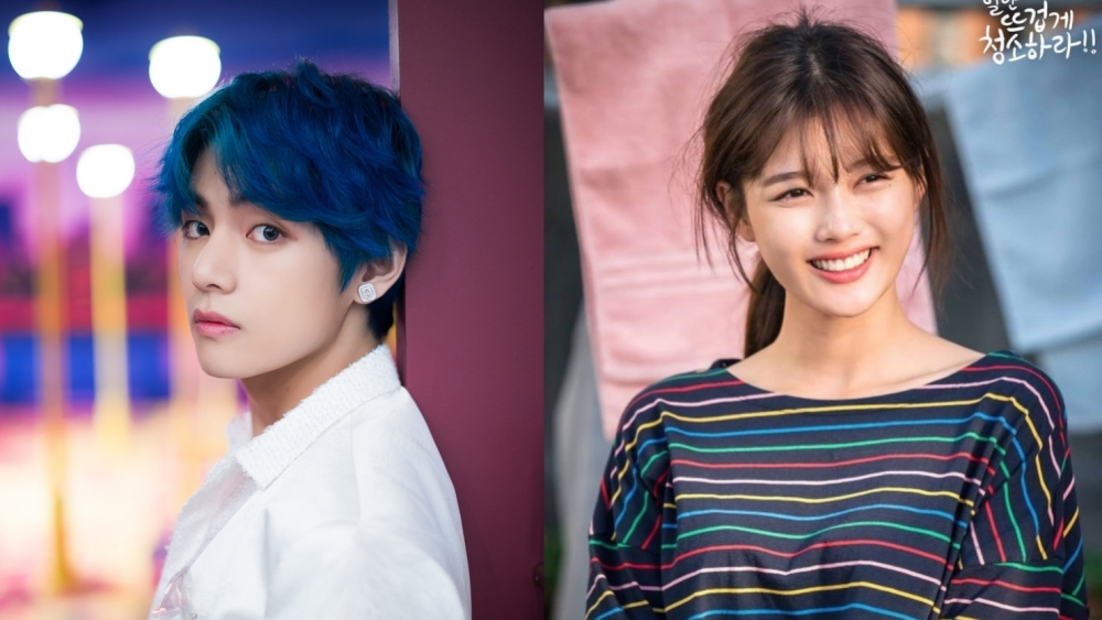 BTS' V and Kim Yoo Jung are Rumored Dating Because of This?