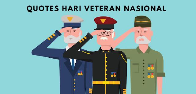 Quotes Ucapan Selamat Hari Veteran Nasional 10 Agustus
