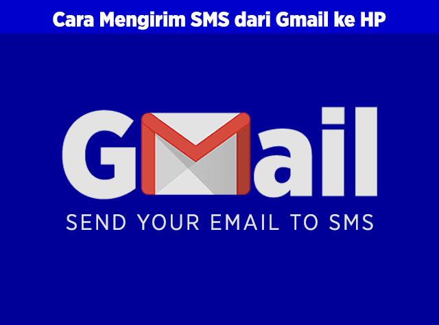 cara mengirim pesan singkat sms dari gmail ke nomor ponsel atau handphone