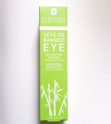 Contorno occhi Erborian Seve de bamboo eye