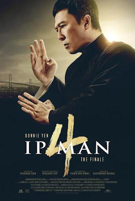 Ip Man 4 [2019] [NTSC/DVDR- Custom BD] Chino, Subtitulos Español Latino