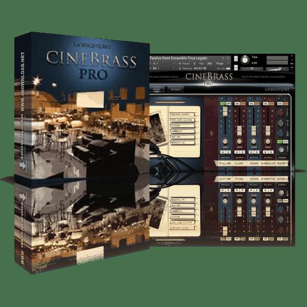 Cinesamples CineBrass PRO v1.7 KONTAKT Library