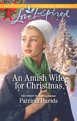 An Amish Wife for Christmas cover