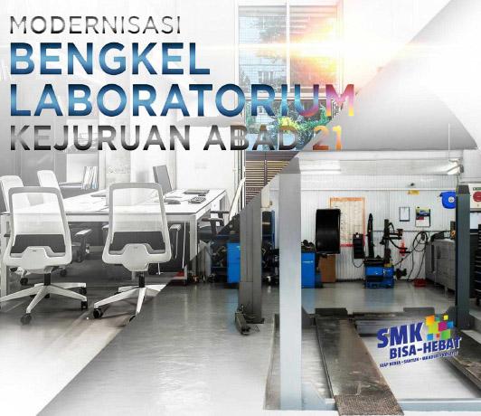 Buku Modernisasi Bengkel Laboratorium Kejuruan