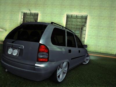GTA SA - Chevrolet Corsa Wagon 2001 Baixo de 18 do Astra GSI 1