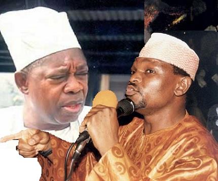 Al-Mustapha and mko abiola