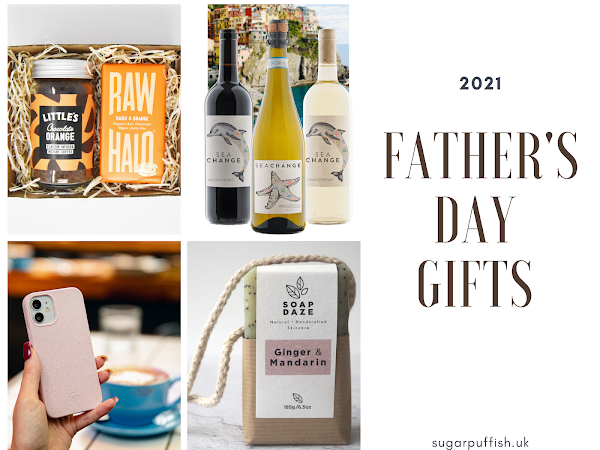 Father's Day Gift Ideas - Sunday 20 June 2021