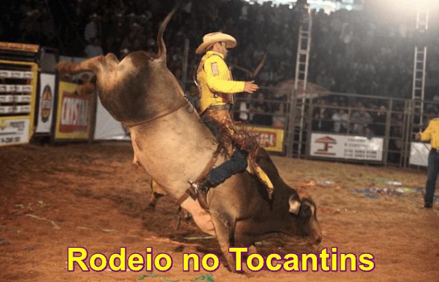 Agenda de Rodeio do Tocantins