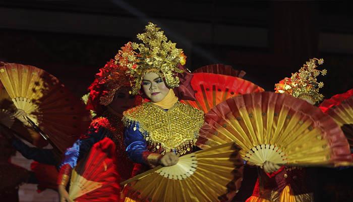 Tari Kipas Serumpun, Tarian Tradisional Dari Sumatera Selatan