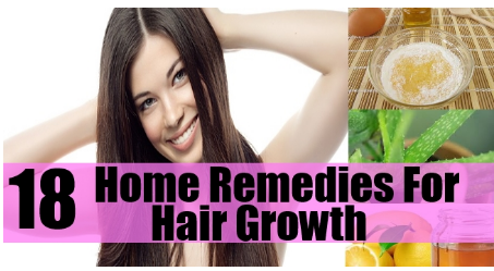 Effective Home Remedies for Hair Regrowth