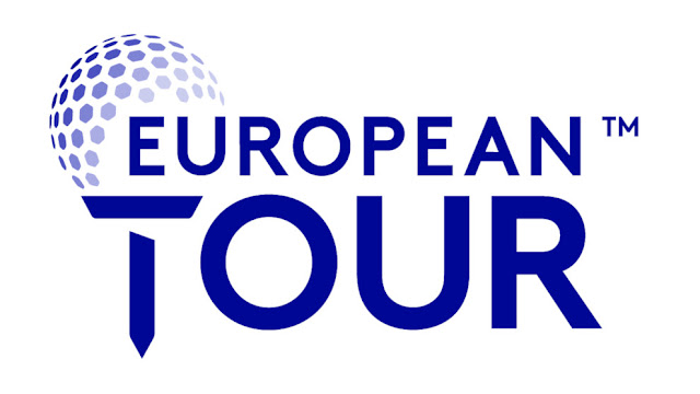 New European Tour Logo Golf
