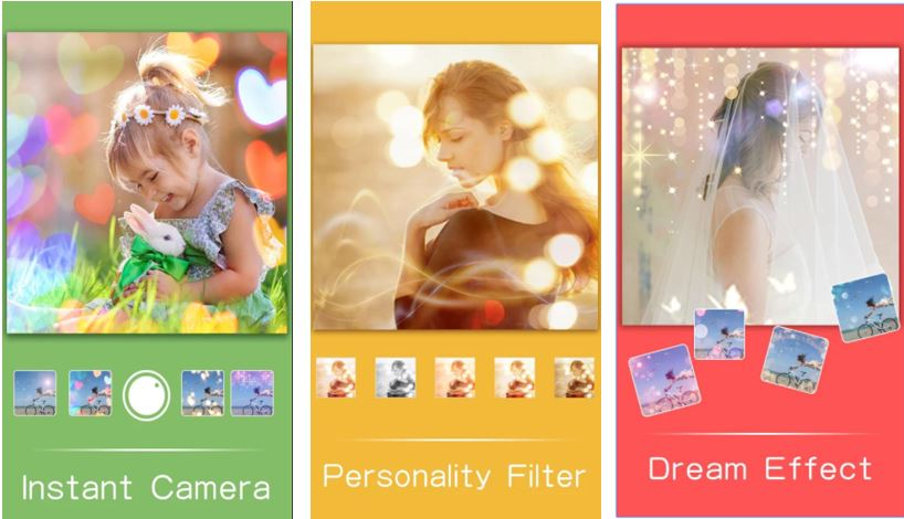 Insta bokeh blend camera app for smartphone free
