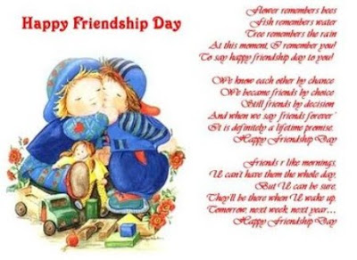 Most Beautiful Wallpapers - Free Friendship Day Cards, Friendship Day 2011 Greetings, Friendship ...