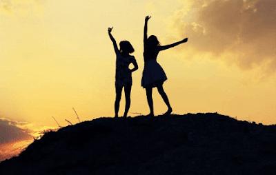 Kata Mutiara Teman Seperjuangan - Kata Sahabat Sejati pendek