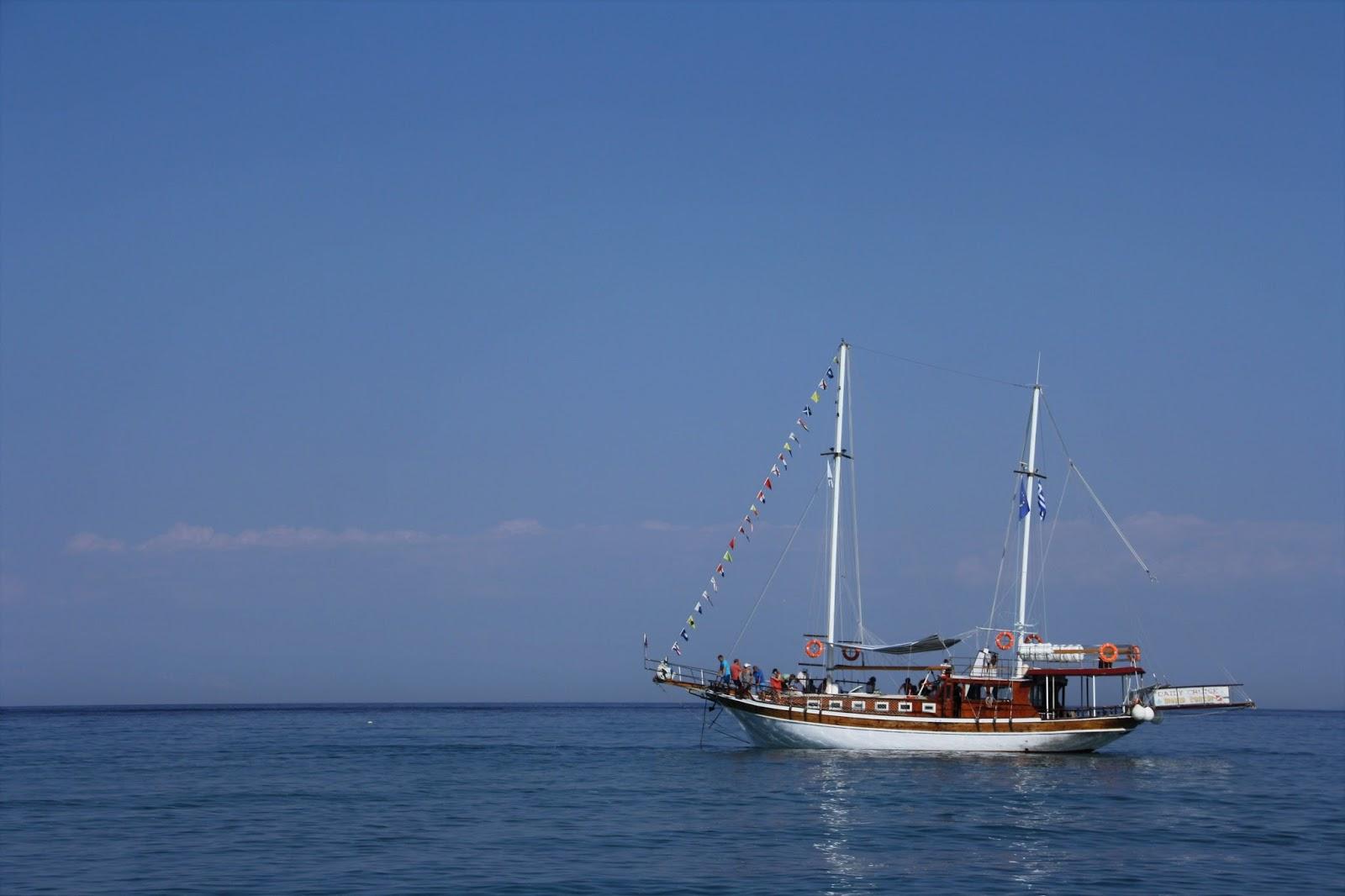 Boottochtje Argo Kefalonia