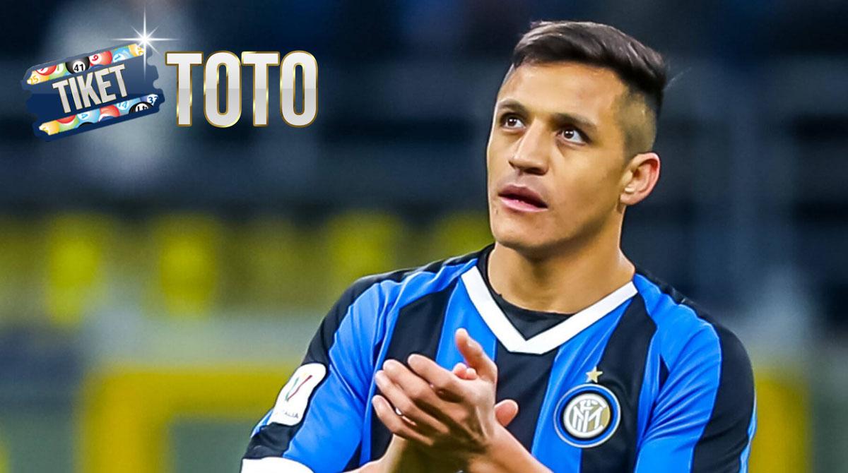 Alexis Sanchez: Scudetto Terlalu Dini untuk Inter