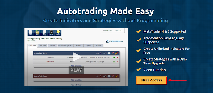 EA Builder Review 2020 - Is This Autotrading Program Legit? Is It Worth or Waste of Time?