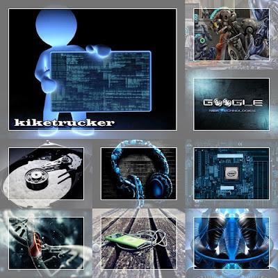 Fondos de pantalla tecnología HD - Pack 6