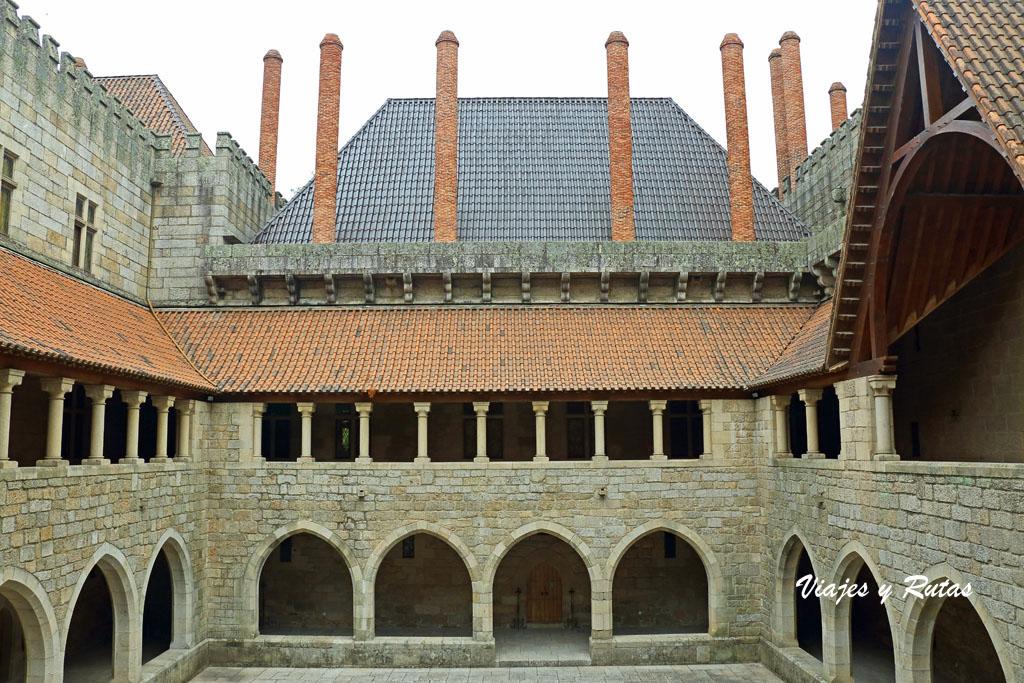 Palacio de los Duques de Bragança de Guimaraes