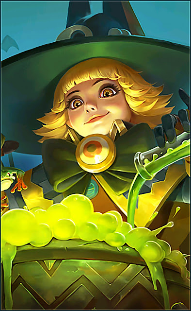 Lolita Impish Trickster Heroes Tank Support of Skins