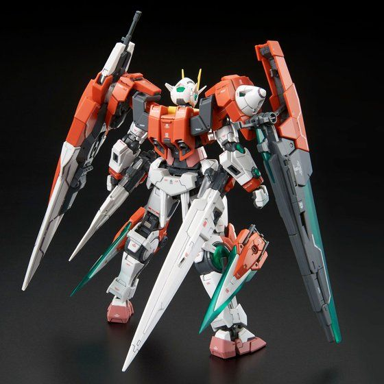 P-Bandai: RG 1/144 00 Gundam Seven Sword/G Inspection Colors