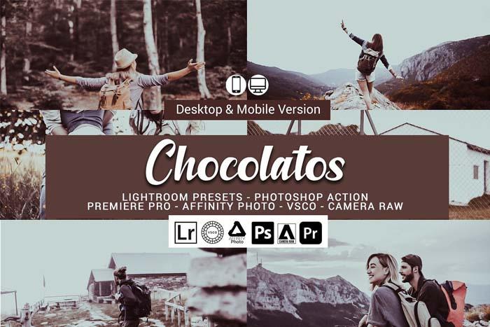 Chocolatos Lightroom Presets