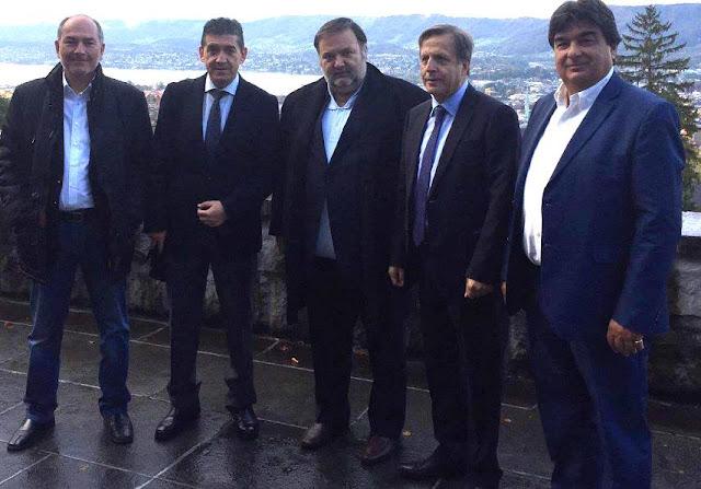 Χειβιδόπουλος: Η επανεκκίνηση του σιδηροδρόμου μπορεί να αποτελέσει μια νέα θεματική σύμπραξη ανάπτυξης του τουριστικού προορισμού