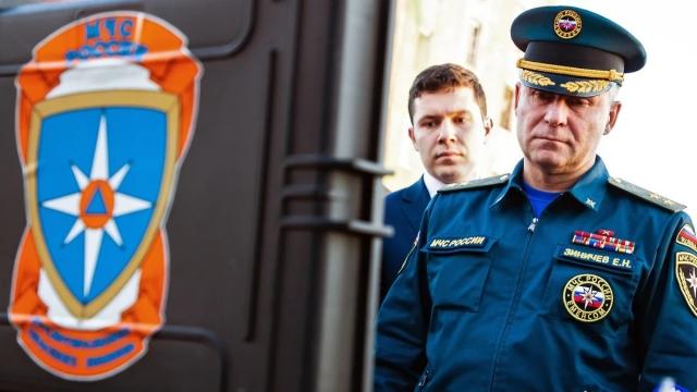 Coba Selamatkan Kameramen yang Terpeleset, Menteri Rusia Tewas di Arktik