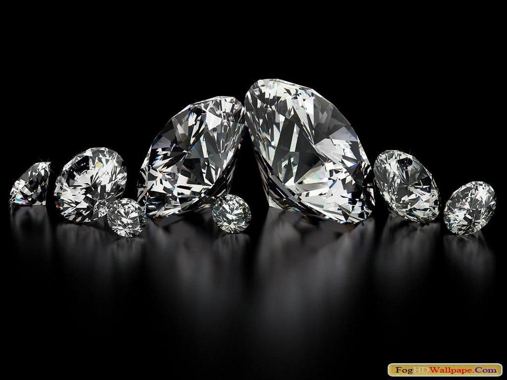 Black Diamonds For Desktop Fog HD Wallpaper