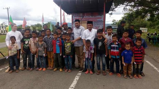 Dukungan untuk Pak Cek Bertambah, Posko Pemenangan Kota Jantho Diresmikan