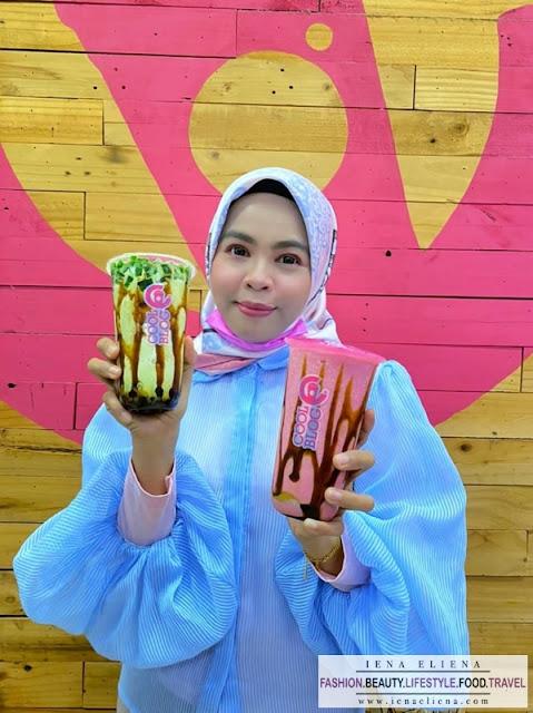 Coolblog Kathira Smoothie dan Bandung Smoothie  Dengan Susu Kurma Farm Fresh