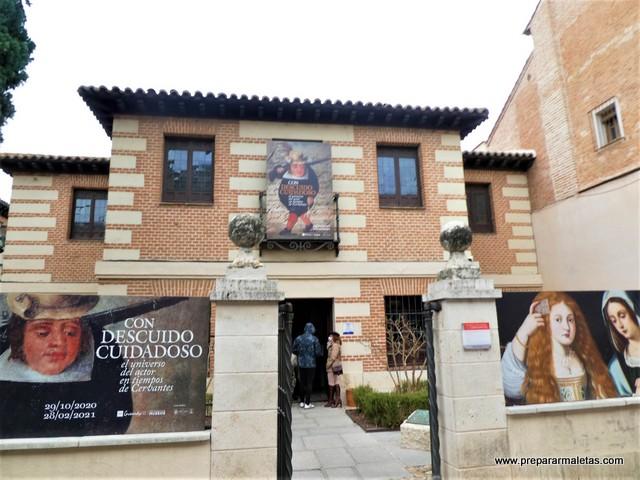 visitar casa-museo Cervantes Alcalá