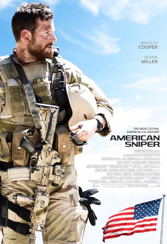 فیلم دوبله: تک تیرانداز امریکایی (2014) American Sniper