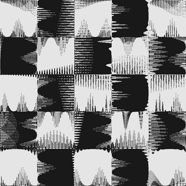 Generative art made with Processing.