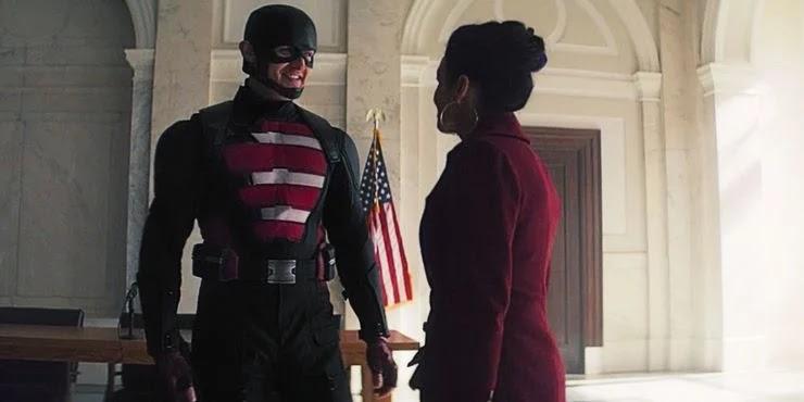 «Сокол и Зимний Солдат» (2021) - все отсылки и пасхалки в сериале Marvel. Спойлеры! - 78