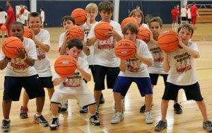 Η αξιολόγηση και η ανάπτυξη ενός παιδιού στο μπάσκετ