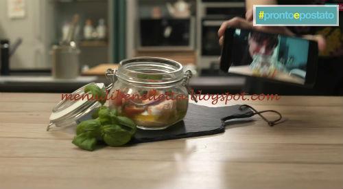 Pronto e postato - Vasocottura di salmone ricetta Benedetta Parodi