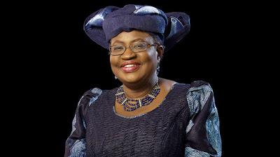 Ngozi Okonjo-Iweala, première femme directrice générale de l'OMC