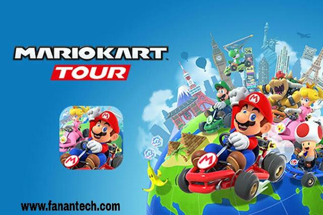 تحميل لعبة ماريو كارت تور 2019 Mario Kart Tour برابط مباشر للاندرويد والايفون
