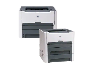 HP LaserJet 1320 Printer Series